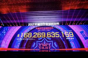 Alibaba's Singles' day reach $25 billion in sales