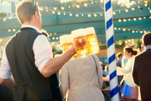 Mobile payments at the Oktoberfest