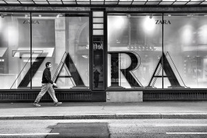 Zara rolls out ship-from store
