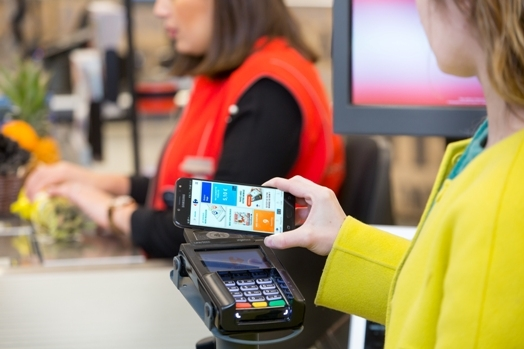 Carrefour Pay Check-out, Mobile Payment