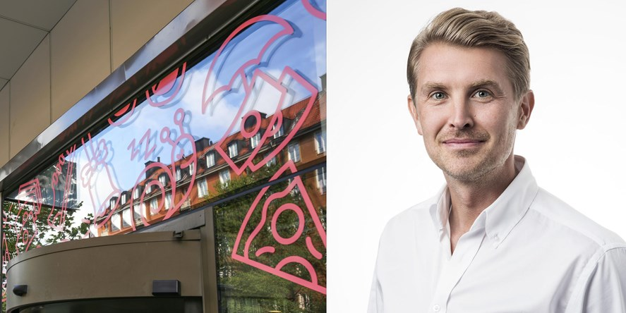 Collage Klarna: David Fock, Chief Product Officer at Klarna